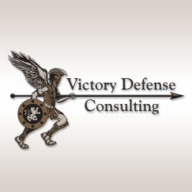 Victory Defense Consulting Logo design