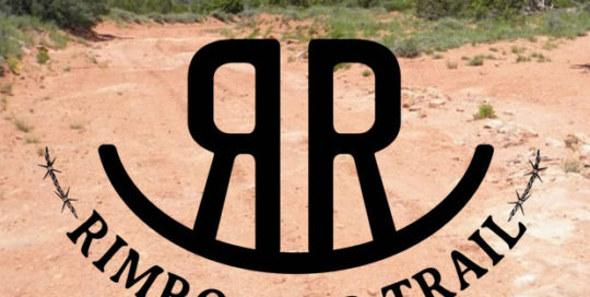 Rimrocker Trail logo design by Treefeather Creative